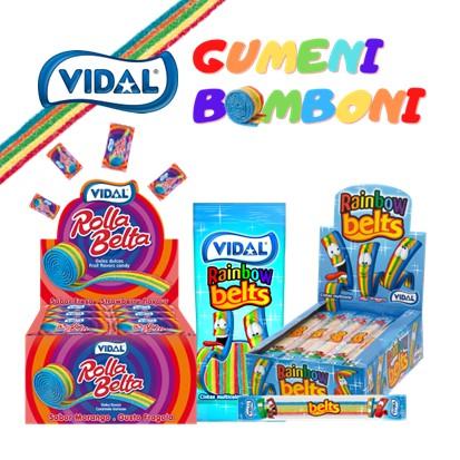 Gumeni bomboni Vidal već od 1,50 kn!