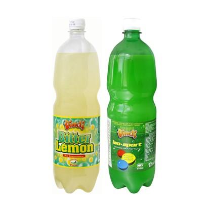 Gazirani sok Vindi Bitter lemon i Iso - sport 1,5 L