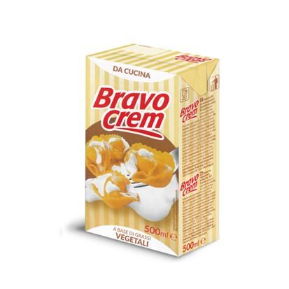 Vrhnje za kuhanje Bravo Crem Cook 500 ml