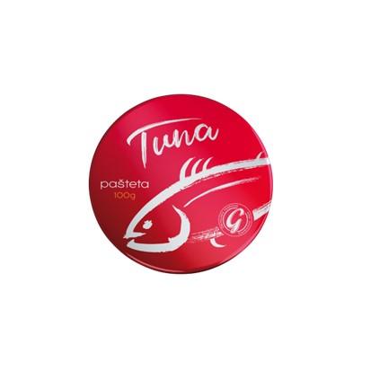 Pašteta Art tuna Gavrilović 100 g