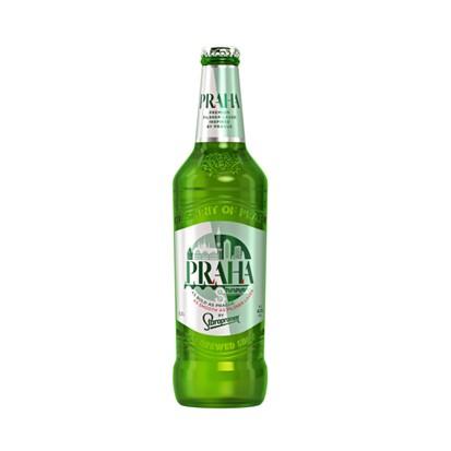 Pivo Staropramen Praha 0,5 L boca