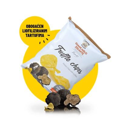 Chips sa tartufima Zigante 50 g