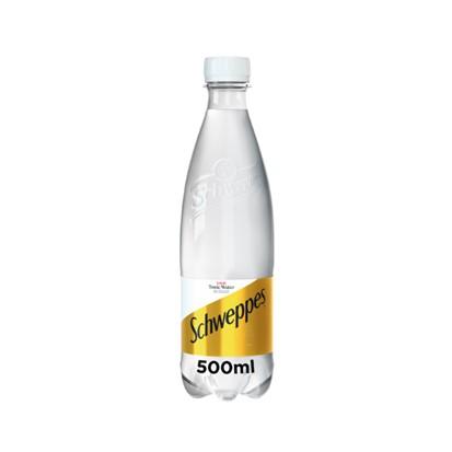 Tonic water Schweppes Slimline 0,5 L