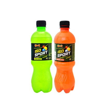 Iso sport naranča - limun, limun - grejp 0,5 L