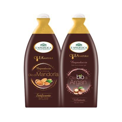 Kupke LAngelica Olea badem i argan 500 ml