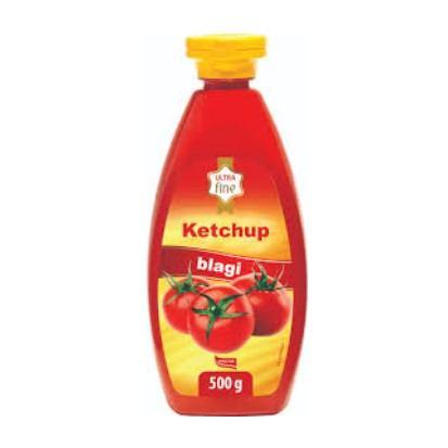 Ketchup blagi 500 g Ultra plus