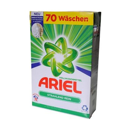 Deterdžent za rublje Ariel Regular 70 pranja 4,55 kg