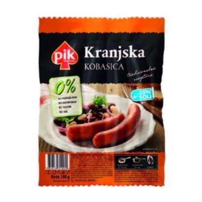 Kranjska kobasica 300 g Pik Vrbovec