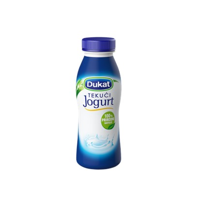 Tekući jogurt 330 g Dukat